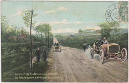 Circuit De La Seine-Inférieure : La Route Entre Londinières, Fresnoy - Londinières