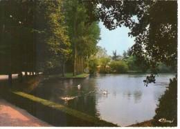 Moisdon-la-Rivière.. La Meilleraye-de-Bretagne.. Abbaye Cistercienne De Meilleraye.. Cygnes - Moisdon La Riviere