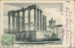 PORTUGAL EVORA / Templo De Diana / - Evora