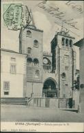 PORTUGAL EVORA / Entrata Principal Da Sé / - Evora