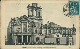 PORTUGAL EVORA / Extincto Convento Da Graça / - Evora