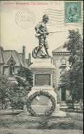 CANADA CHARLOTTERTOWN / Soldier's Monument / - Charlottetown
