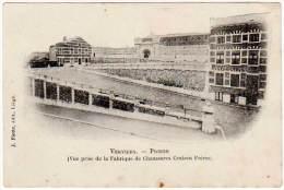 Verviers, Prison (vue Prise De La Fabrique De Chaussures Crutzen Frères) - Belgique