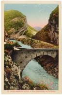 Saint André Les Alpes - Le Pont Saint-Julien, Sur Le Verdon - France