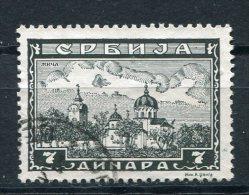 Serbien Nr.79         O  Used       (045) - Besetzungen 1938-45