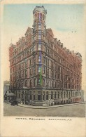 Pays Divers -etats Unis- Usa -ref C342- Hotel Rennert - Baltimore - Md - Postcard In Good Condition  - - Baltimore