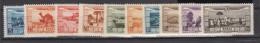 MAROC     1928        PA     N°   12 / 21         COTE      55 € 00             ( M 476 ) - Maroc (1891-1956)