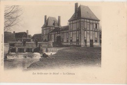 CPA 45 LA SELLE SUR LE BIED Le Château 1904 - France