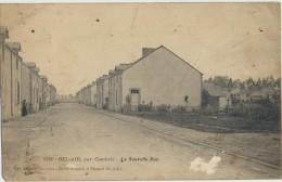 CPA 49 BEL AIR Par COMBREE La Nouvelle Rue - France
