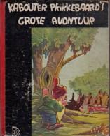 KABOUTER PRIKKEBAARD'S GROTE AVONTUUR - Boeken, Tijdschriften, Stripverhalen