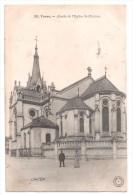 CP, 37, TOURS, Abside De L'Eglise St-Etienne, Voyagé En 1905 - Tours