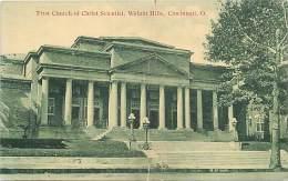Pays Divers -etats Unis- Usa -ref C303- First Church Of Christ Scientist, Walnut Hills -cincinnati - O  - - Cincinnati