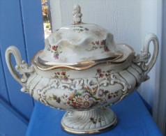 Soupiere En Porcelaine Italienne LE TORRI - Céramiques
