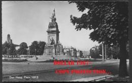Den Haag - PLEIN 1813   -  Used + STAMP 1957  ...See The 2 Scans -ECHTE  FOTO . ( Originalscan !!! ) - Den Haag ('s-Gravenhage)