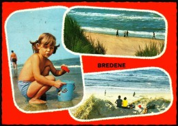 BREDENE / BREDUNES - 3 Vues Diverses - Circulé - Circulated - Gelaufen - 1969. - Bredene