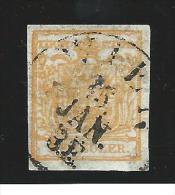 Osterreich             Yvert               1 B              O                 Gebruikt - Usati
