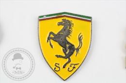 Ferrary Car Logo - Pin Badge #PLS - Ferrari
