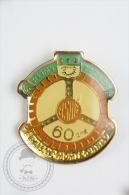 Rally Monte Carlo, Reims - 60 Anniversary - Pin Badge #PLS - Rallye