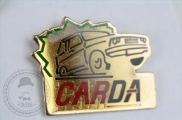 CARDA Car Advertising - Pin Badge #PLS - Pin