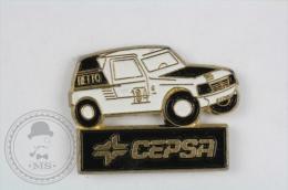 Rally Car Cepsa Retto 194 - Pin Badge #PLS - Rallye