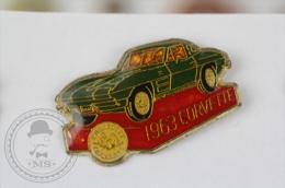 1963 Chevrolet Corvette - Pin Badge #PLS - Corvette