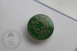 Skoda Auto Logo - Pin Badge #PLS - Pin