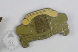 Old Classic Citroen Avant Convertible Car - Pin Badge #PLS - Citroën