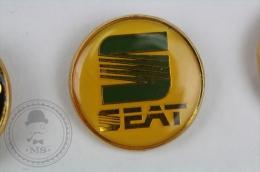 Seat Car Logo - Pin Badge #PLS - Pin