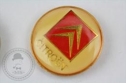 Citroen Car Logo - Pin Badge #PLS - Citroën