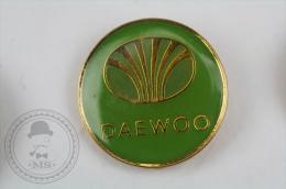Daewoo Car Logo - Pin Badge #PLS - Pin