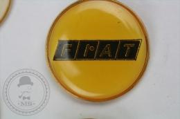 FIAT Car Logo - Pin Badge #PLS - Fiat