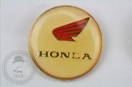 Honda Car Logo - Pin Badge #PLS - Honda