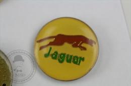 Jaguar Car Logo - Pin Badge #PLS - Jaguar