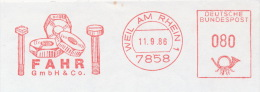 Freistempel 6014 Schrauben Muttern - [7] Repubblica Federale