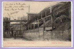 Espagne --  Calanas Huelva -- Cable Aereo De Las Minas... - Espagne