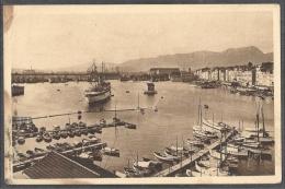 TOULON -- COTE D'AZUR TOULON (Var) Vue Générale Du Port Et Bateau - RégionProvence-Alpes-Côt E D'Azur - LA DOUCE FRANCE - Toulon