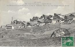 Vallée Du Queyras - Saint-Véran - Les Maisons Sont étagées De 1900m à 2050m - Plus Haut Village D´Europe - Frankreich