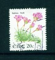 IRELAND  -  2004  Wild Flower Definitives  Thrift  20c  Used As Scan - Usati