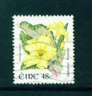IRELAND  -  2004  Wild Flower Definitives  Primrose  48c  Used As Scan