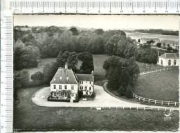 Le  Château  Du  HAZEY   -  Environs  De  Gaillon  -  En Avion Au Dessus De..... - Otros Municipios