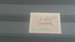 LOT 228307 TIMBRE DE COLONIE SOMALIS NEUF*