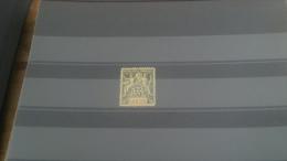 LOT 228322 TIMBRE DE COLONIE GABON NEUF* N�25 VALEUR 28 EUROS