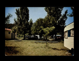 30 - BESSEGES - Camping - Bessèges