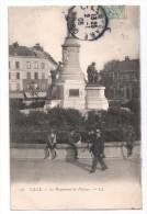 CP, 59, LILLE, Le Monument De Pasteur, Voyagé En 1905 - Lille