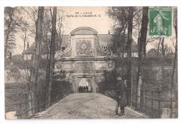 CP, 59, LILLE, Porte De La Citadelle, Voyagé En 1908 - Lille