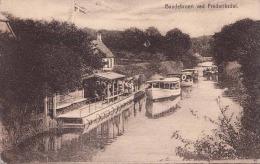 BAADEBROEN Ved Frederiksdal 1915? - Dänemark