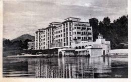 BLED (Yugoslavia) - Hotel - Jugoslawien