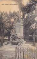 Algeria Bone Statue De Jerome Bertagna - Constantine