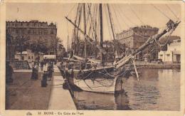 Algeria Bone Un Coin Du Port - Constantine