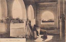 Algeria Bone Marabout Dans L'Oasis 1916 - Constantine